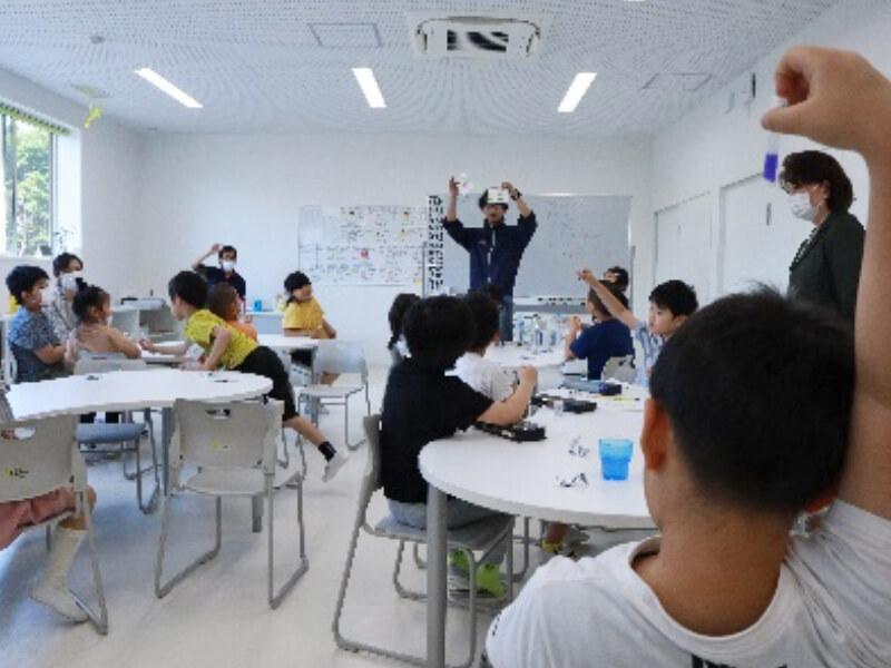 理科実験教室|みらいのもり児童クラブ